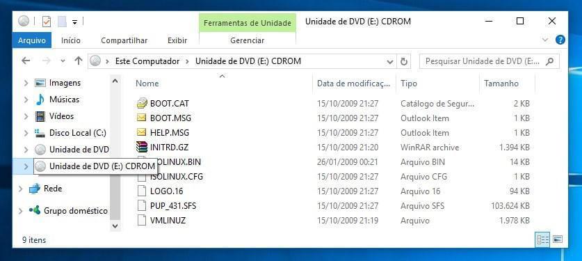 Windows: como montar e explorar arquivos ISO com facilidade - Imagem 2