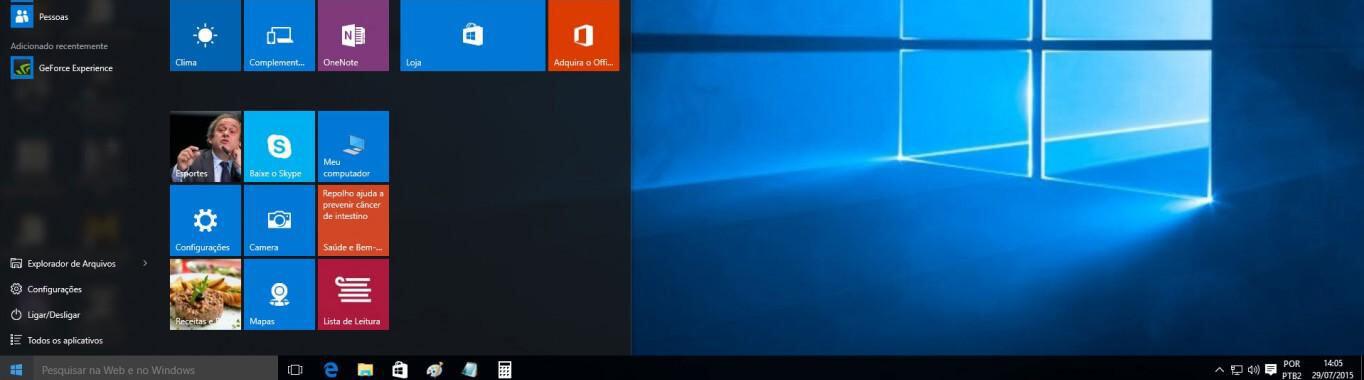 Microsoft reinstitui atualização do Windows 10 após erro em privacidade