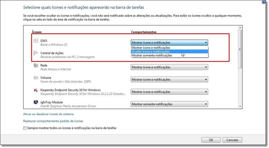 Passo a passo: como eliminar o ícone 'Baixe o Windows 10' - Imagem 2