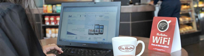 Use o Wi-Fi para aumentar o público do seu negócio