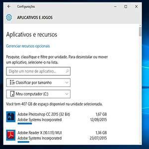 windows 10 deixar rapido